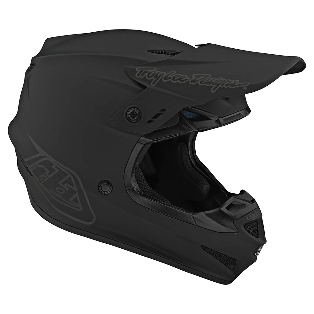 GP HELMET MONO BLACK