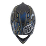 D4 CARBON HELMET W/MIPS EYEBALL BLUE