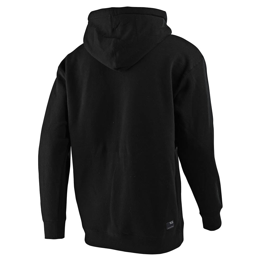 PULLOVER HOODIE PRECISION 2.0 CHECKERS BLACK