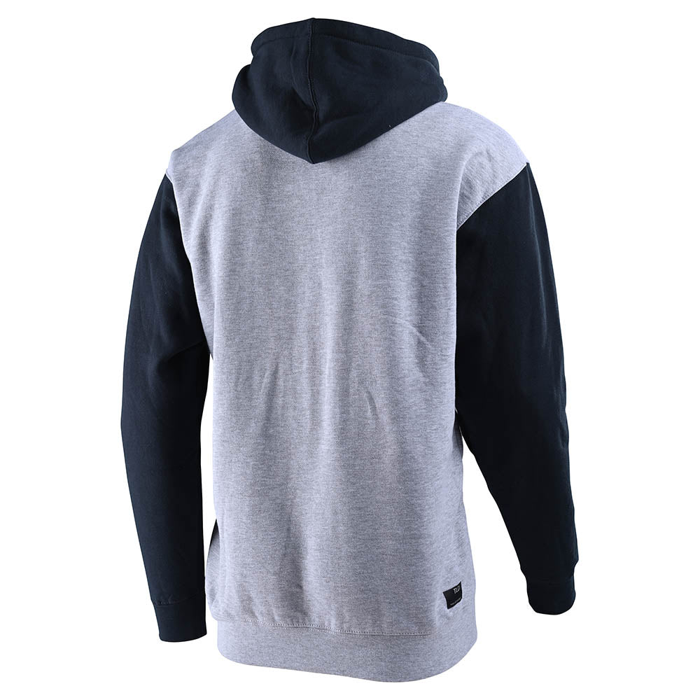 PULLOVER HOODIE PRECISION 2.0 GRAY HEATHER