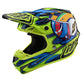 SE4 COMPOSITE HELMET W/MIPS EYEBALL NAVY / YELLOW