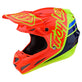 SE4 COMPOSITE HELMET W/MIPS SILHOUETTE ORANGE / YELLOW