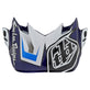 SE4 VISOR FLASH BLUE / WHITE