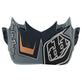 SE4 VISOR FLASH GRAY / SILVER