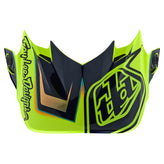 SE4 VISOR FLASH YELLOW / BLUE