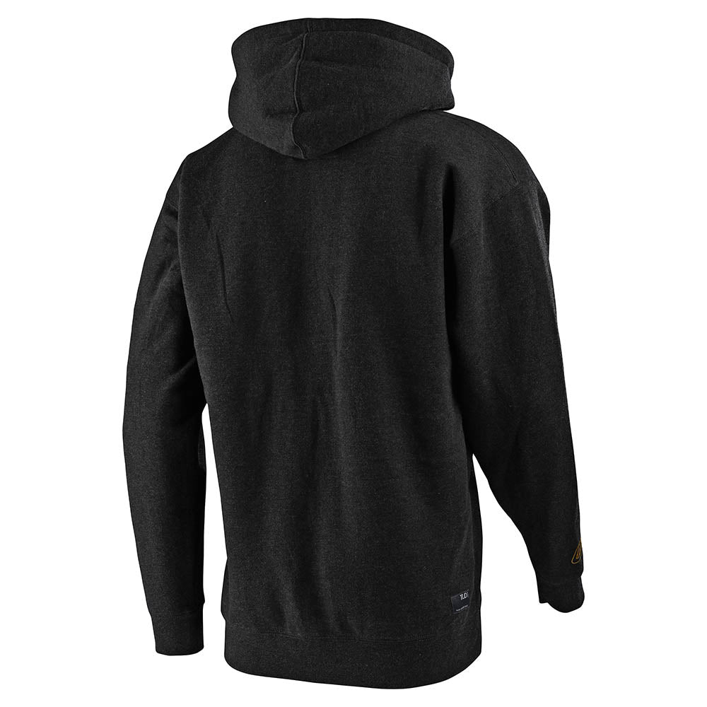 PULLOVER HOODIE SIGNATURE CHARCOAL
