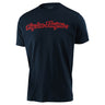 SHORT SLEEVE TEE SIGNATURE NAVY