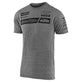 SHORT SLEEVE TEE 2020 TLD KTM TEAM VINTAGE GRAY SNOW