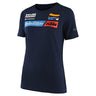 WMNS SHORT SLEEVE TEE 2020 TLD KTM TEAM NAVY