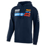 YOUTH PULLOVER HOODIE 2020 TLD KTM TEAM NAVY