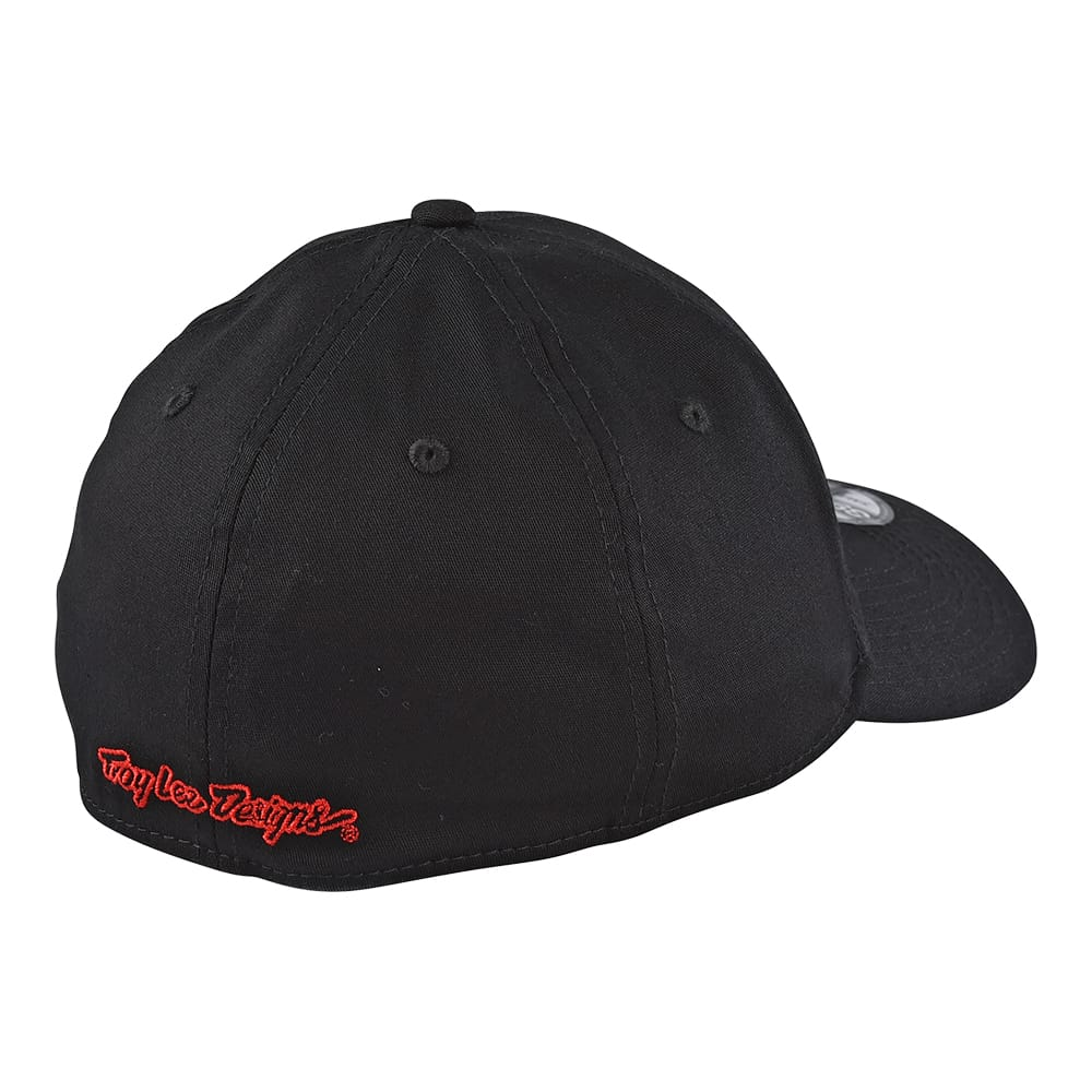 FITTED HAT HONDA WING BLACK