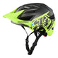 YOUTH A1 HELMET W/MIPS CLASSIC DARK GRAY / YELLOW