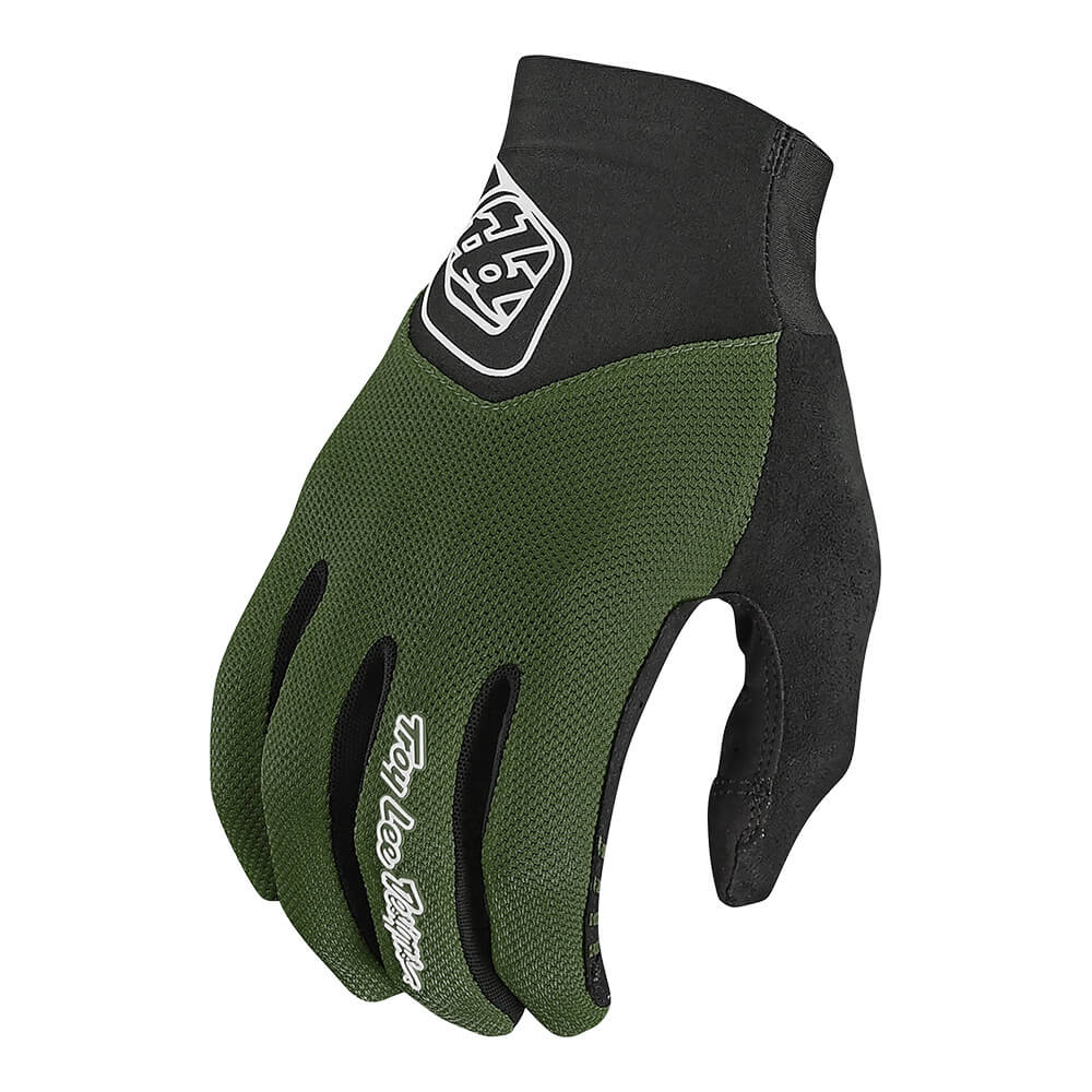 ACE 2.0 GLOVE SOLID ARMY GREEN