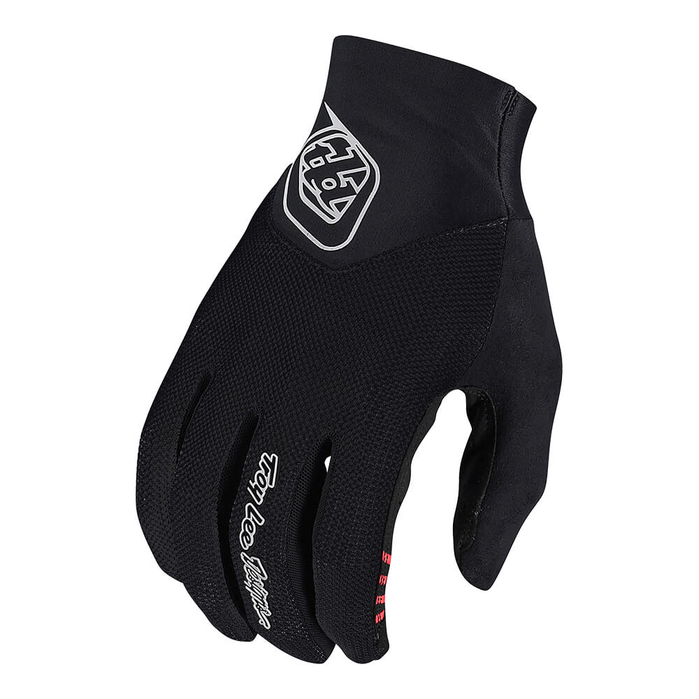 ACE 2.0 GLOVE SOLID BLACK