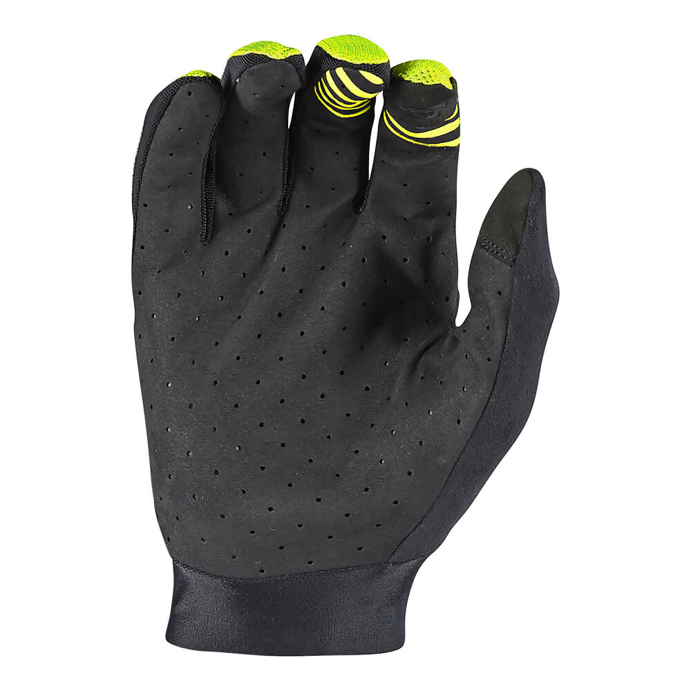 ACE 2.0 GLOVE SOLID FLO YELLOW