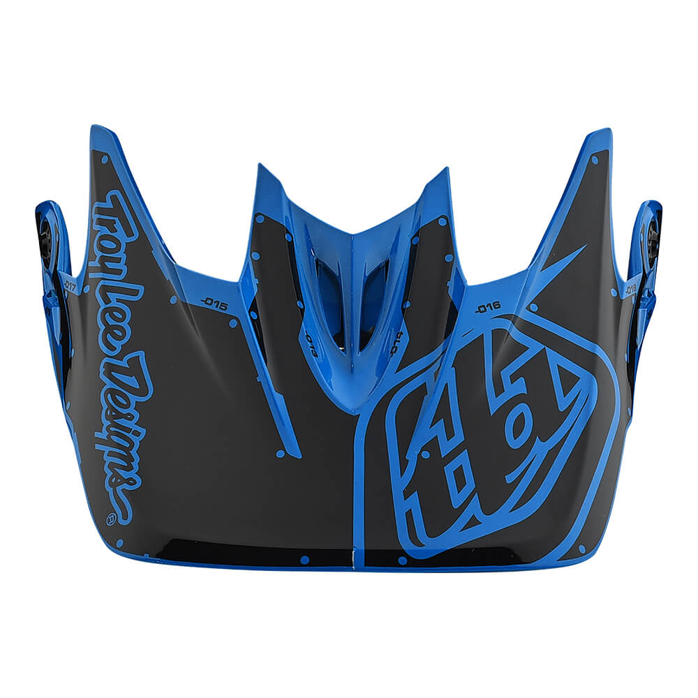 D3 VISOR FACTORY BLUE