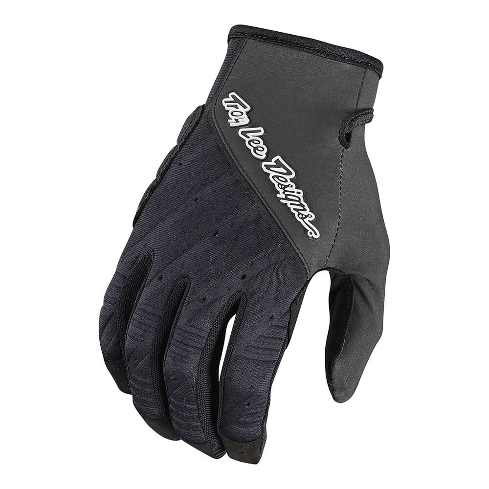 RUCKUS GLOVE SOLID BLACK