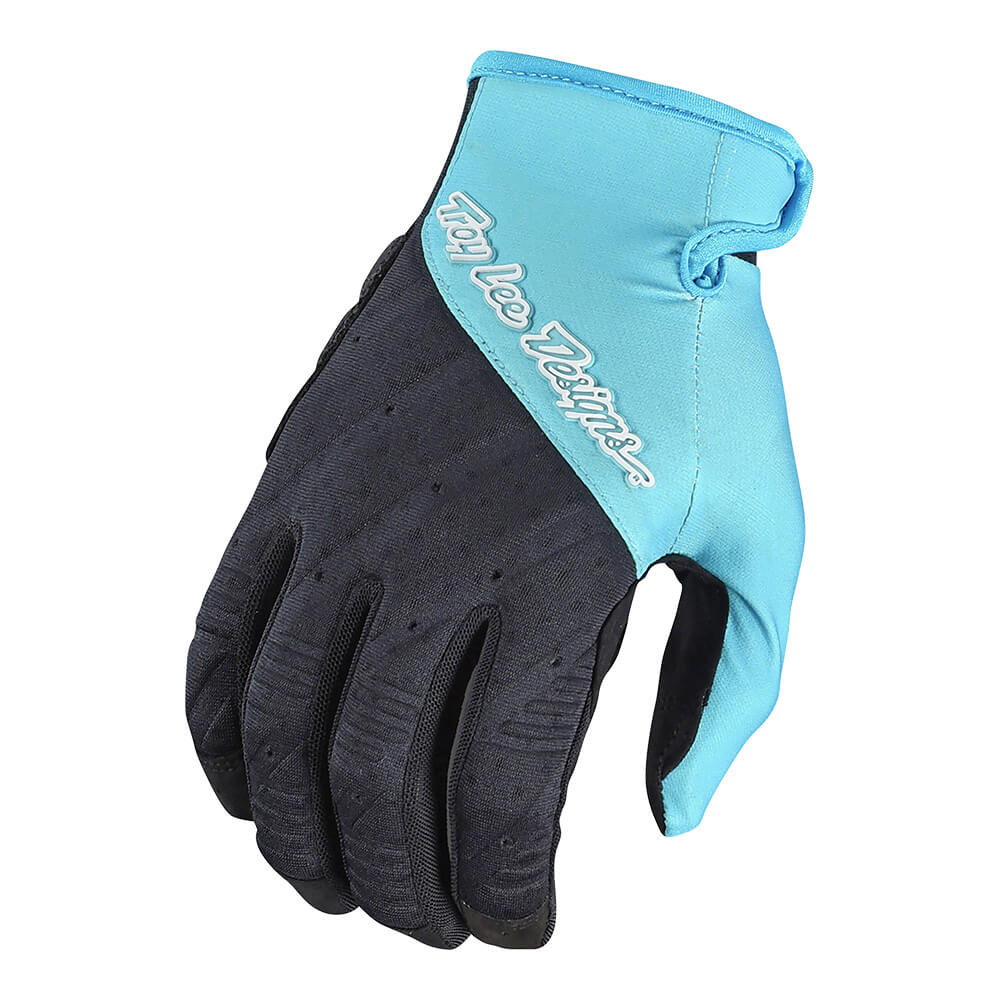 WOMENS RUCKUS GLOVE SOLID BLUE / BLUE