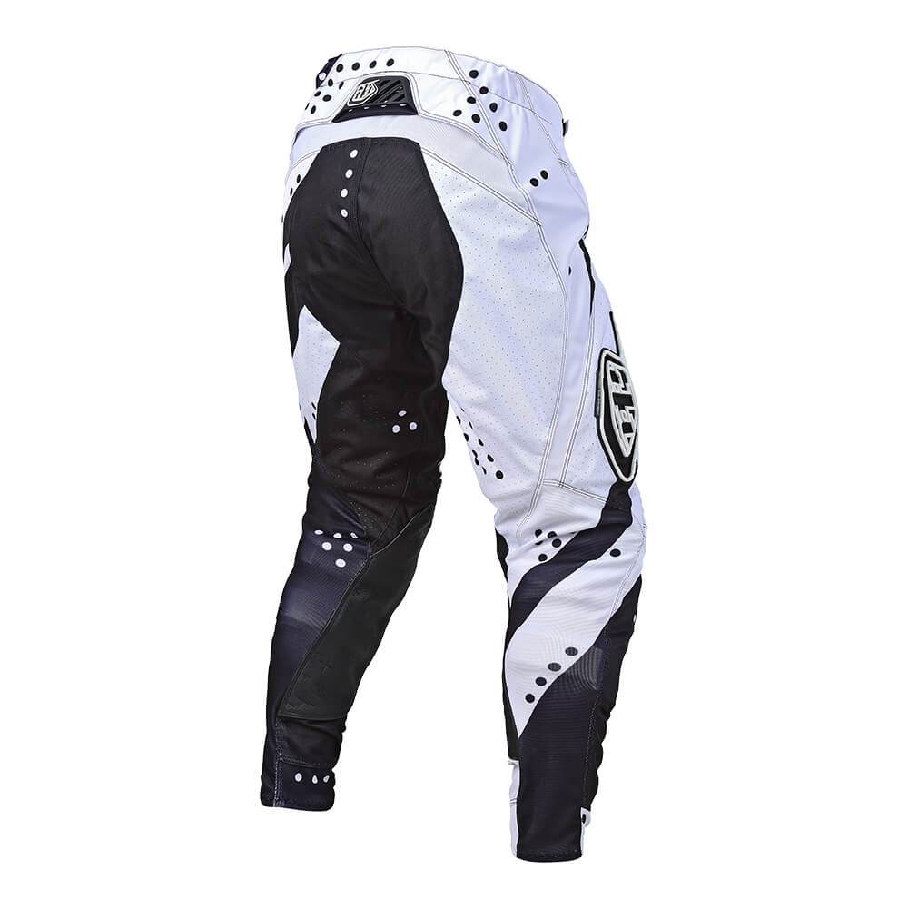 SE PANT SHADOW WHITE / BLACK