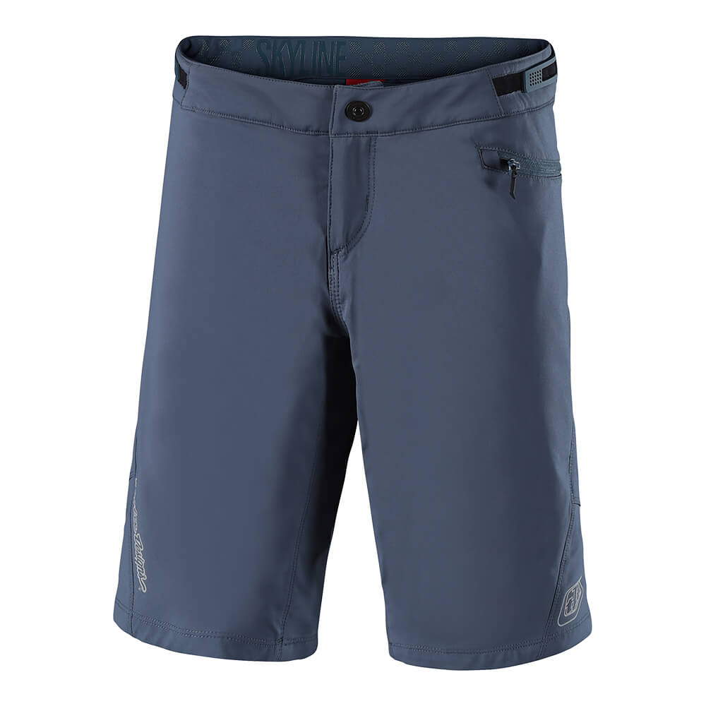 WOMENS SKYLINE SHORT SHELL SOLID GRAY