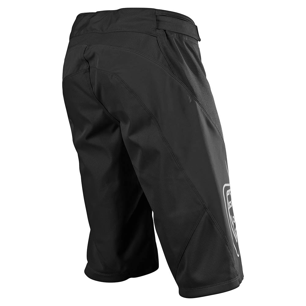 YOUTH SPRINT SHORT SOLID BLACK