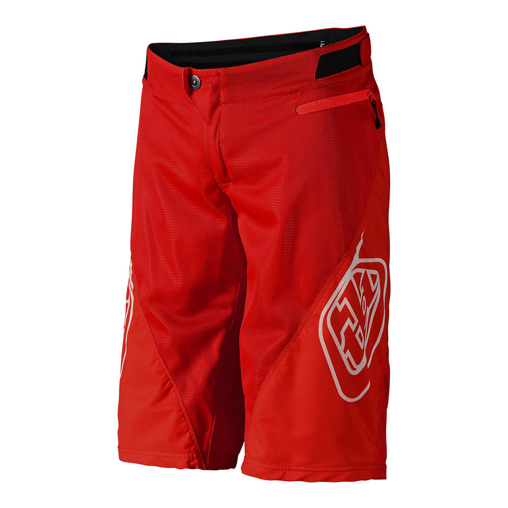 SPRINT SHORT SOLID RED