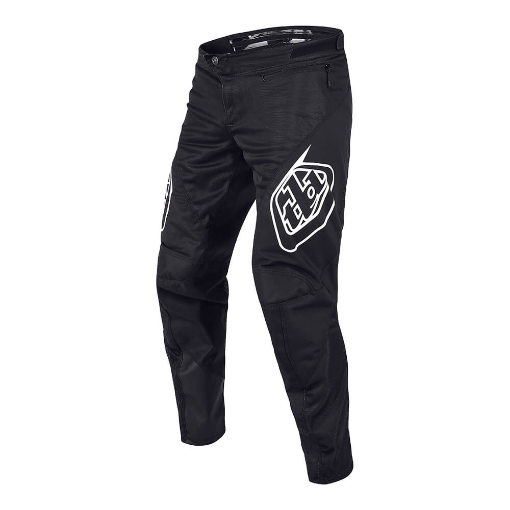 YOUTH SPRINT PANT SOLID BLACK