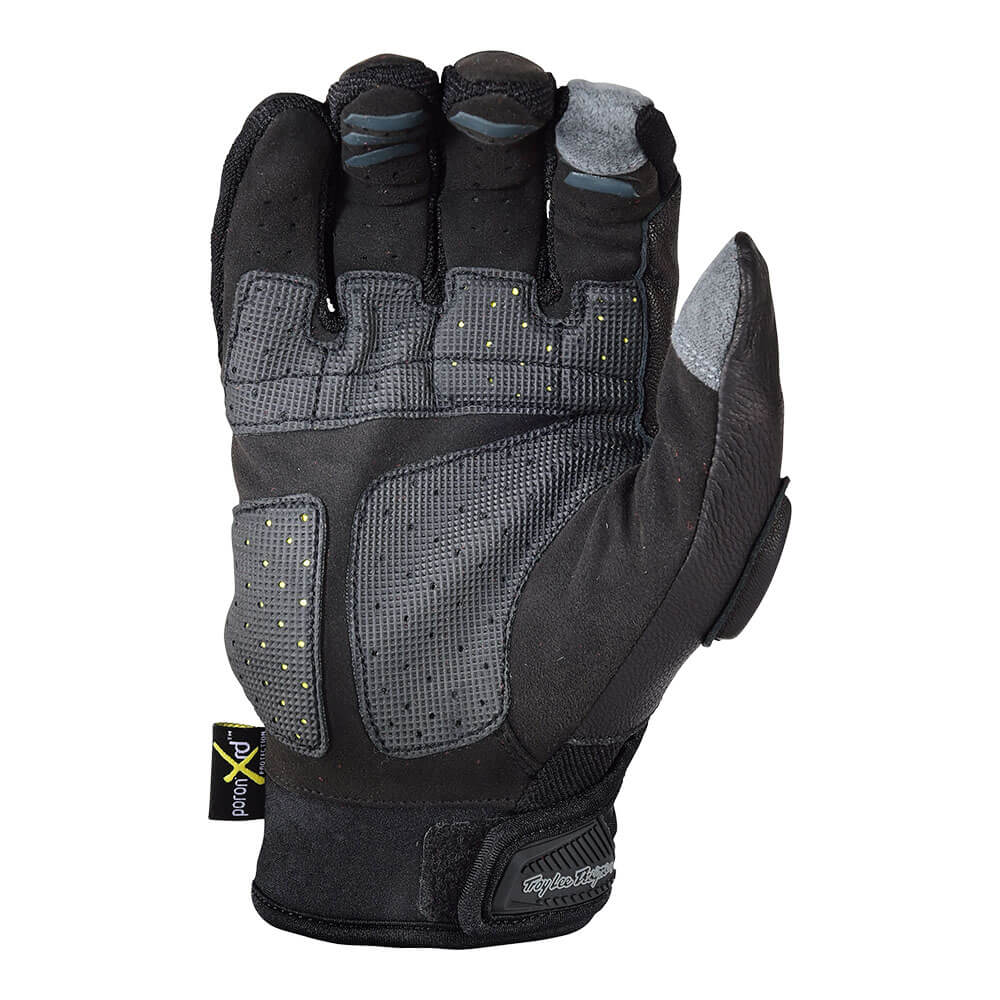 EXPEDITION GLOVE SOLID BLACK