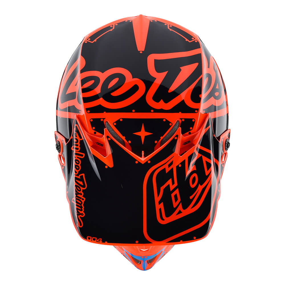 YOUTH SE4 POLYACRYLITE HELMET W/MIPS FACTORY ORANGE