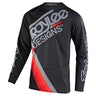 YOUTH GP AIR JERSEY TILT BLACK / DARK GRAY