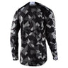 YOUTH GP JERSEY CONFETTI BLACK