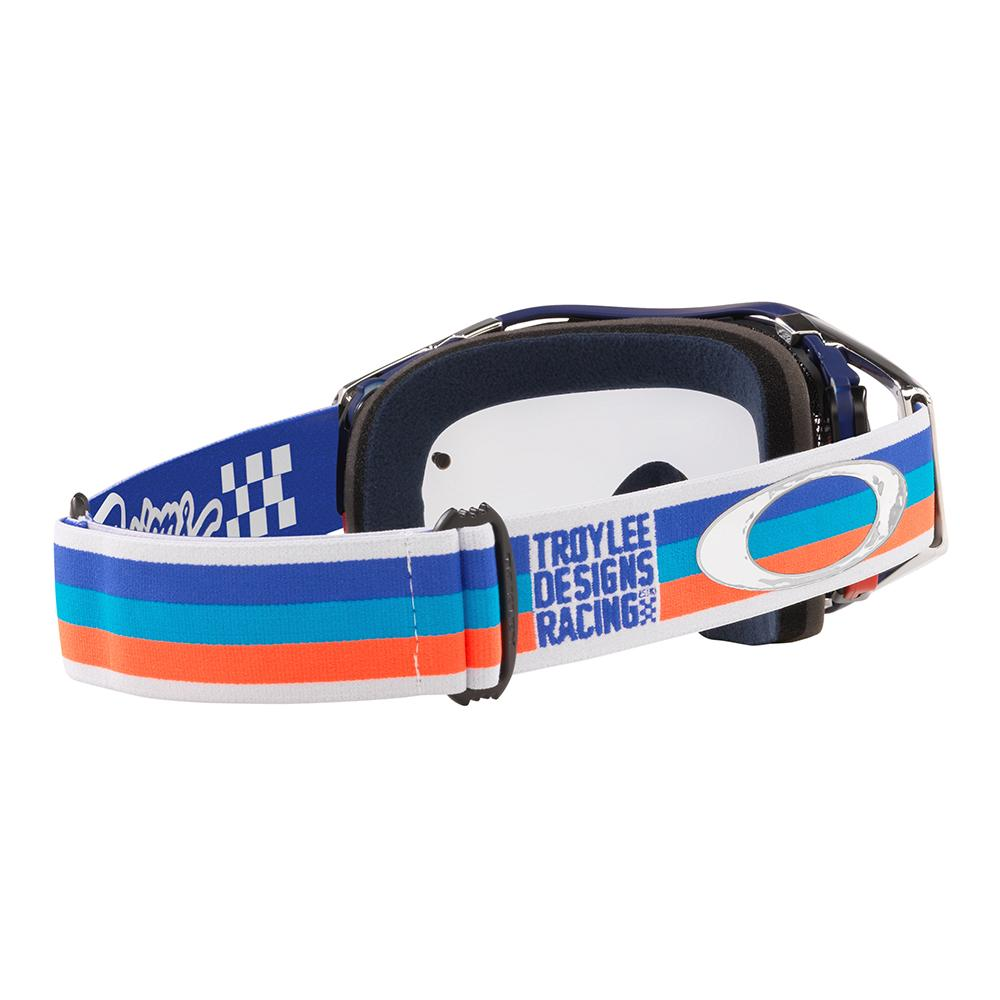 OAKLEY AIRBRAKE MTB GOGGLE PREMIX NAVY / ORANGE
