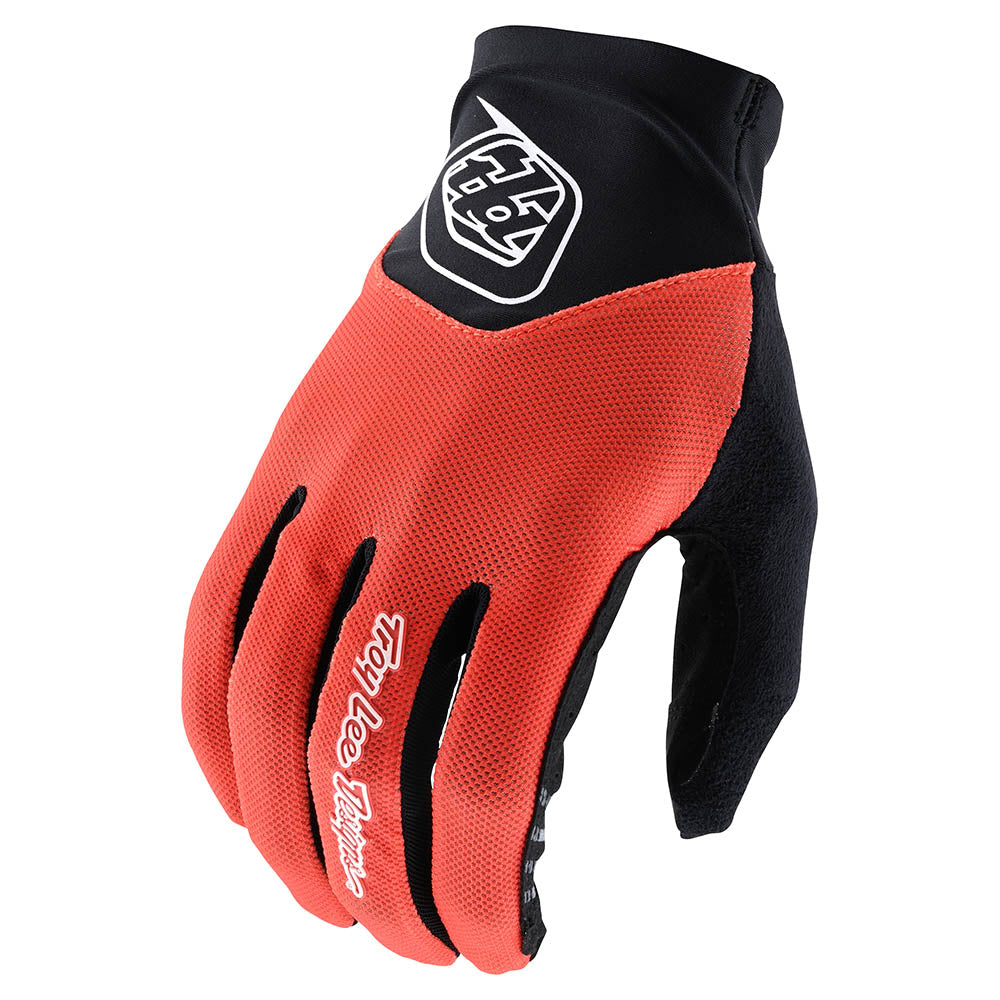 ACE 2.0 GLOVE SOLID TANGERINE