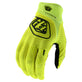 YOUTH AIR GLOVE SOLID FLO YELLOW