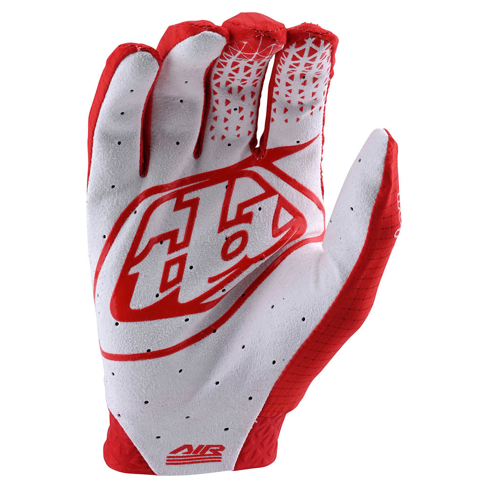 YOUTH AIR GLOVE SOLID RED
