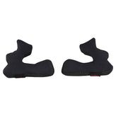 D4 CHEEK PAD SET SOLID BLACK