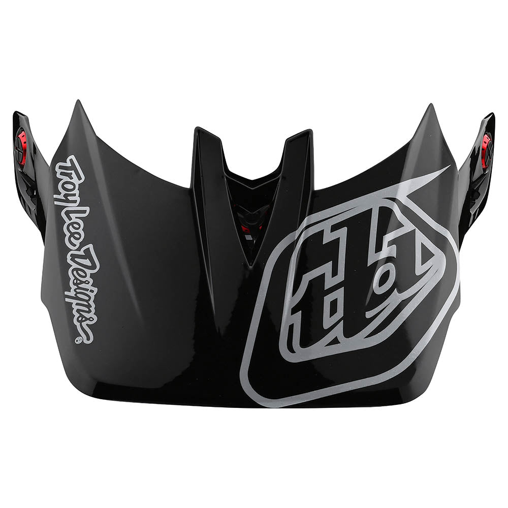 D4 VISOR MIRAGE BLACK / RED