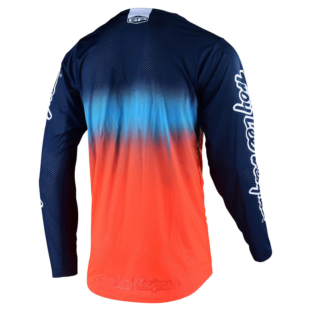 GP AIR JERSEY STAIN'D ORANGE