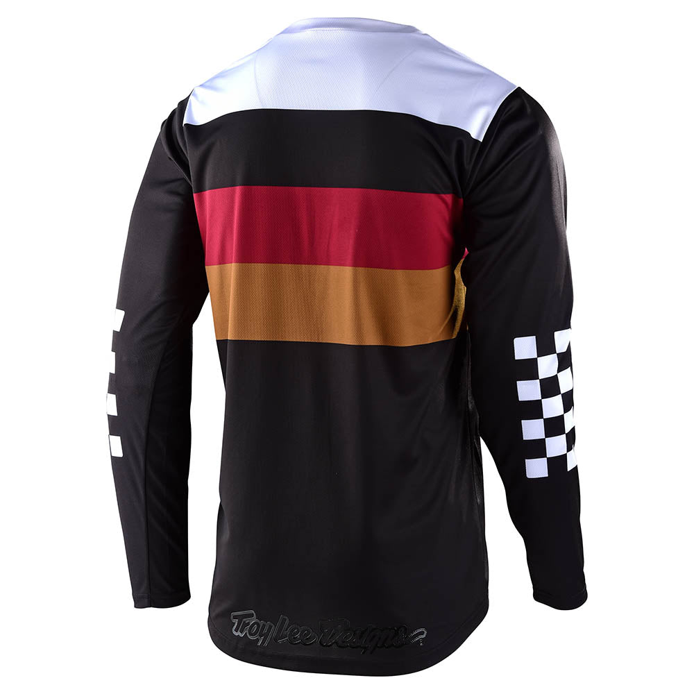 GP JERSEY CONTINENTAL BLACK