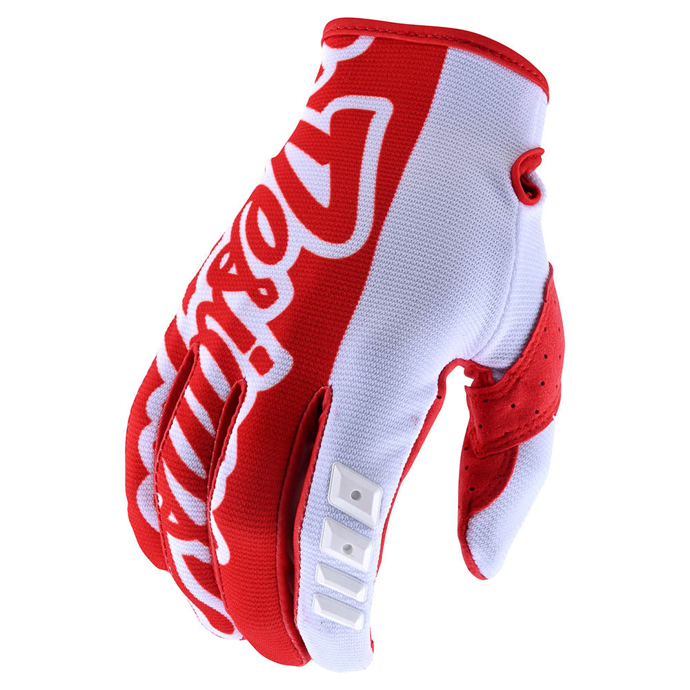 YOUTH GP GLOVE SOLID RED