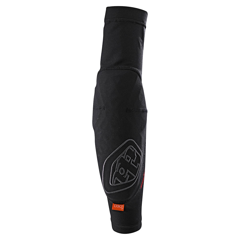 STAGE ELBOW GUARD SOLID BLACK