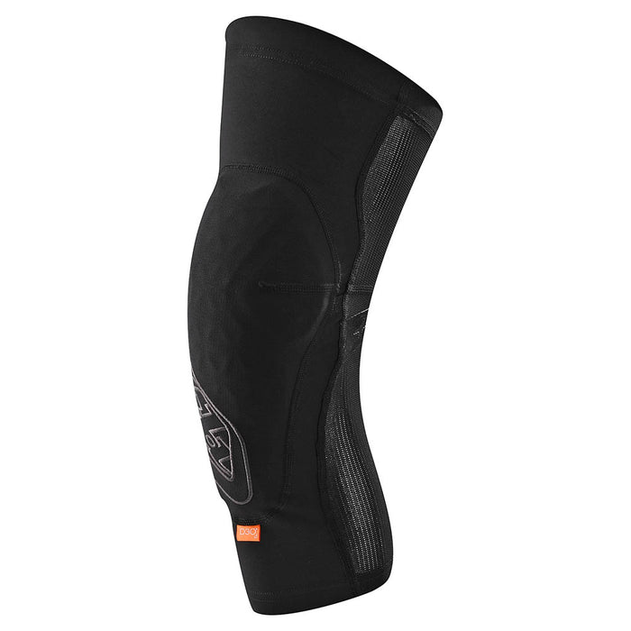 STAGE KNEE GUARD SOLID BLACK