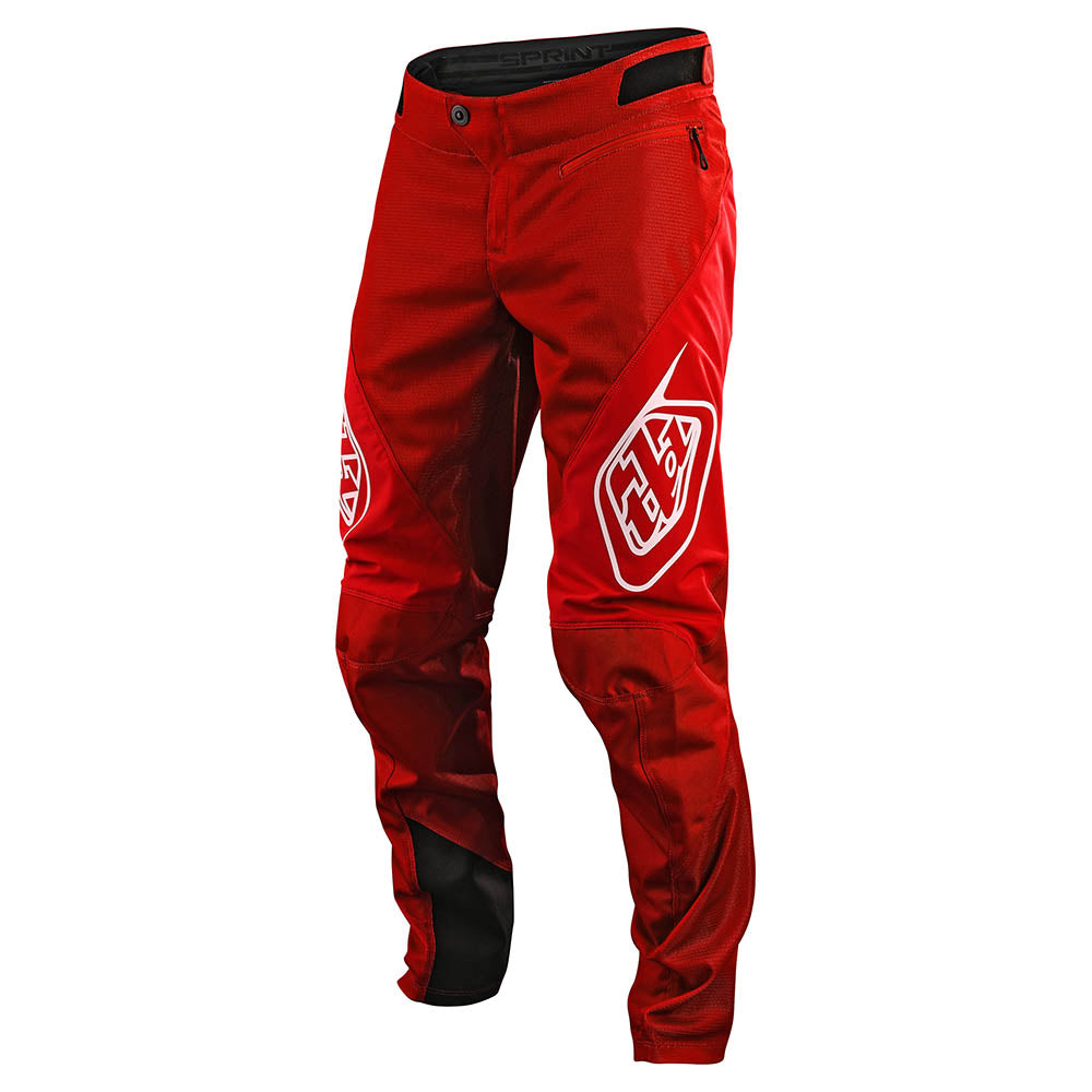 YOUTH SPRINT PANT SOLID RED