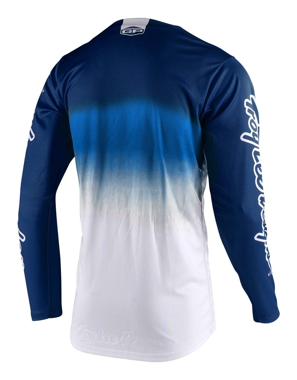 GP JERSEY STAIN'D NAVY / WHITE