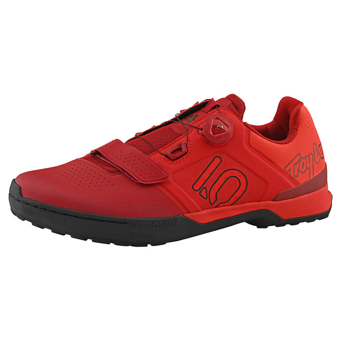 KESTREL PRO BOA TLD STRONG RED / BLACK / HI-RES RED