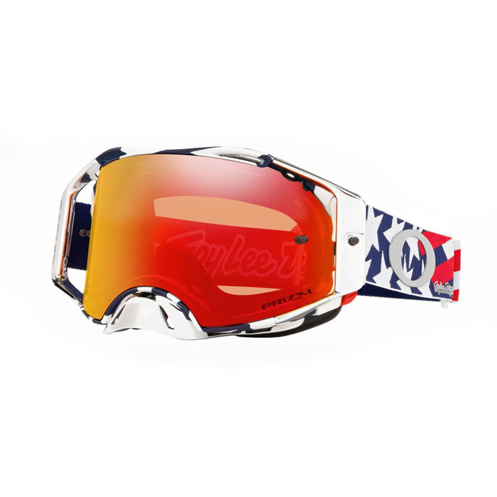 OAKLEY XS O-FRAME MX GOGGLE PATRIOT RED / WHITE / BLUE
