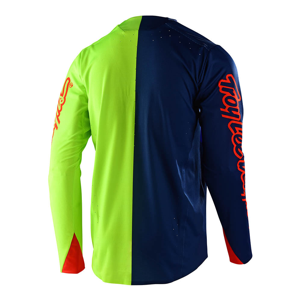 SPRINT ULTRA JERSEY TILT NAVY / FLO YELLOW