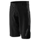 RUCKUS SHORTS W/LINER SOLID BLACK