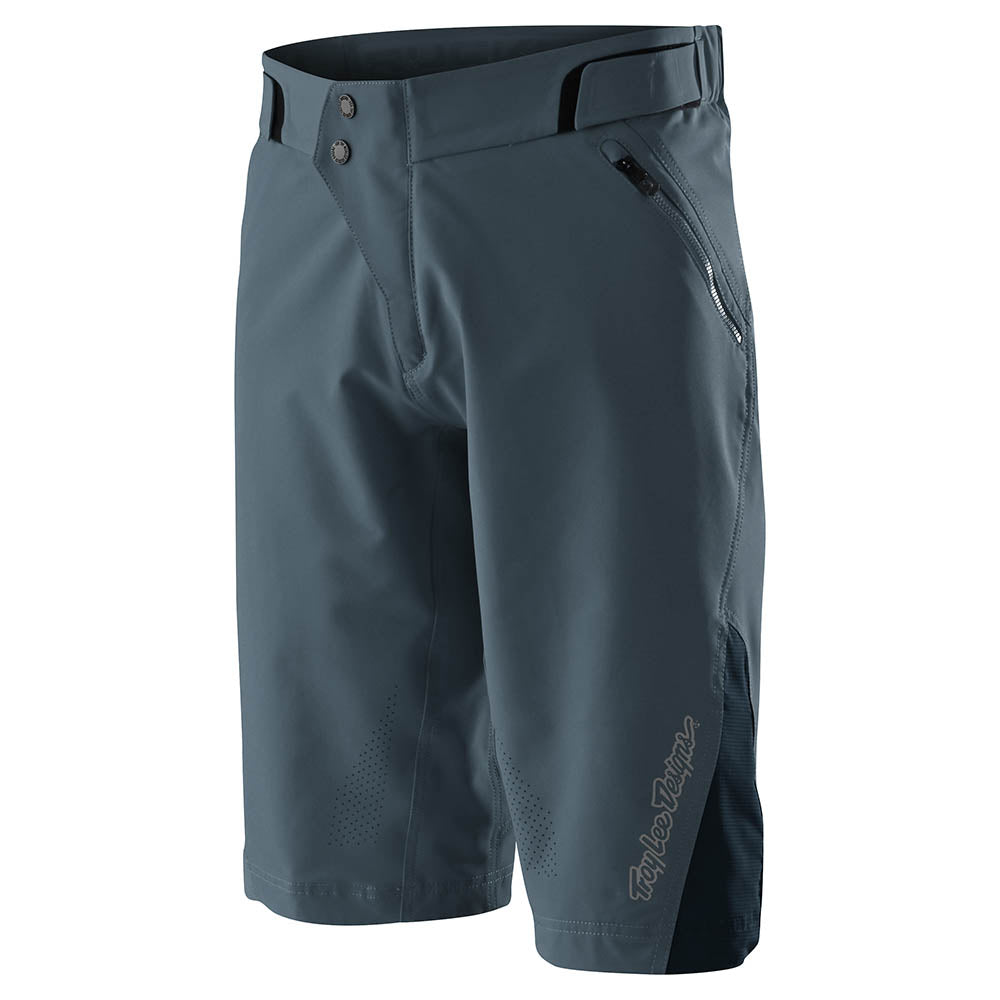 RUCKUS SHORT NO LINER SOLID GRAY