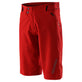 RUCKUS SHORT NO LINER SOLID RED